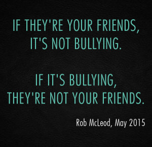friendsdontbully