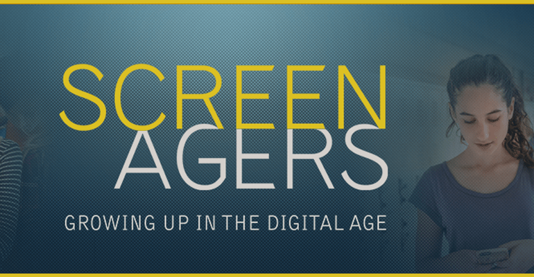 Rob McLeod Added to Screenagers Event Panel Discussion