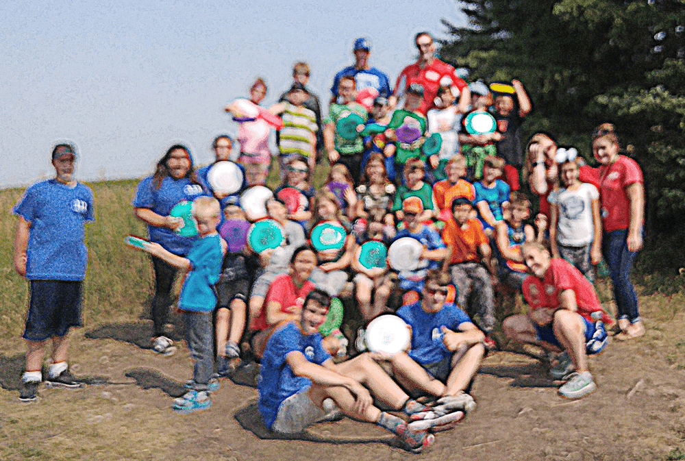 High River Sunsations Disc Golf Workshop
