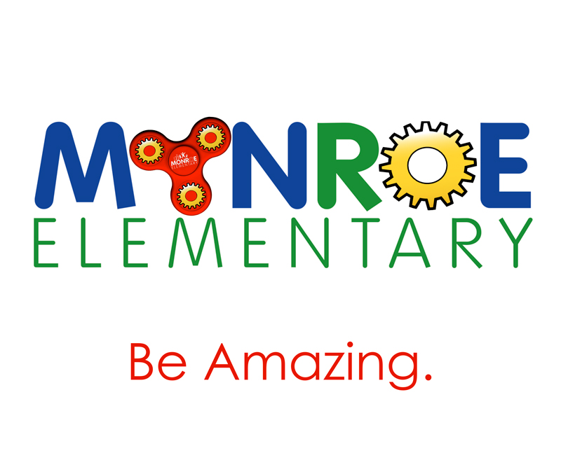 Growth Mindset and Guinness World Records Attempt at Monroe Elementary