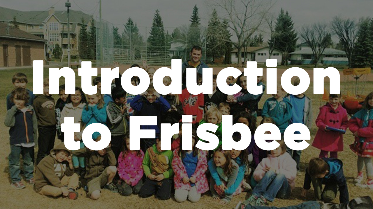 Introduction to Frisbee