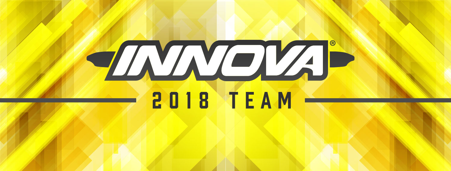 Frisbee Rob Remains on Innova's Ambassador Team for 2018