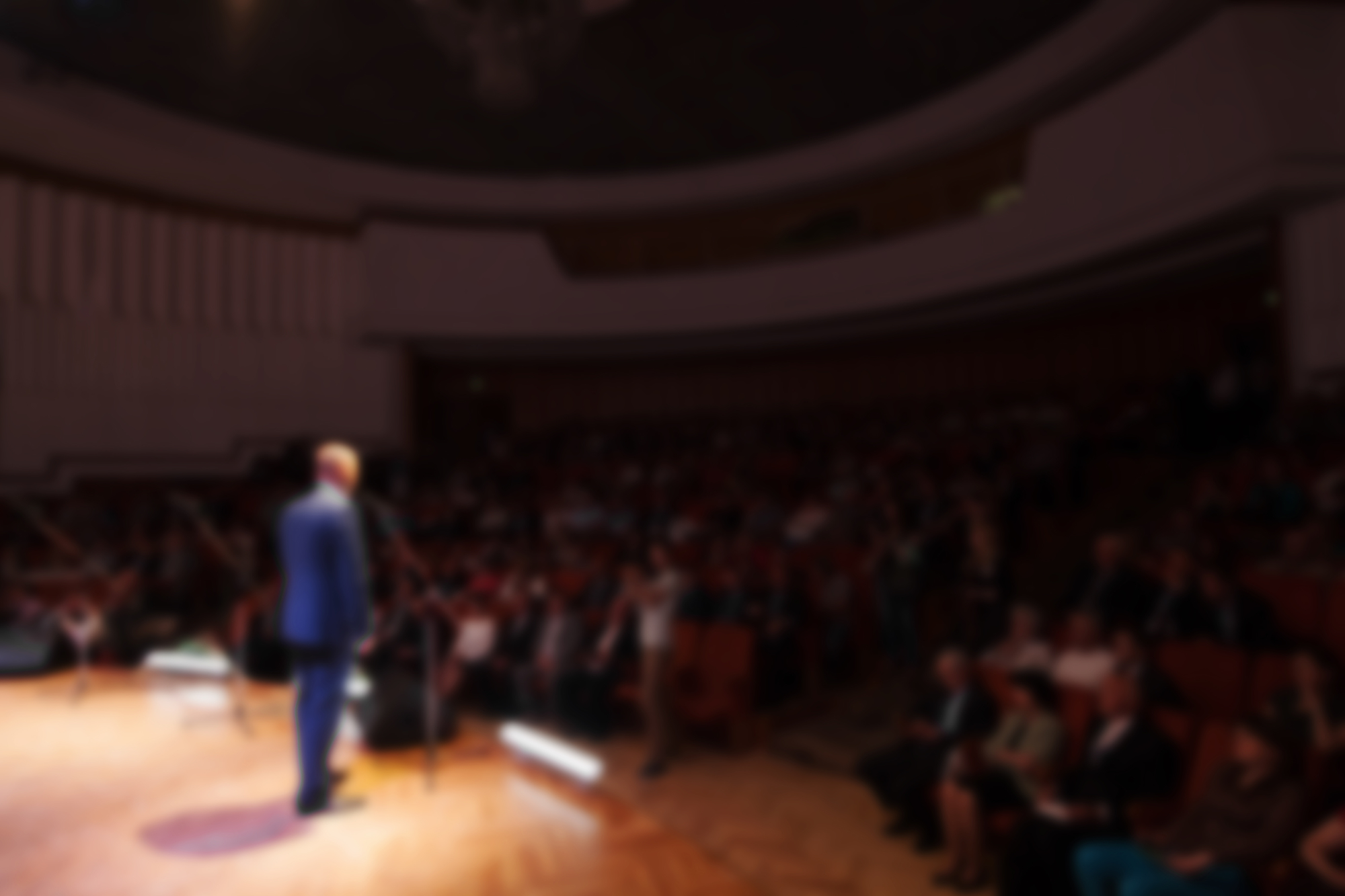 Frisbee Rob's Top 5 Tips for Public Speaking