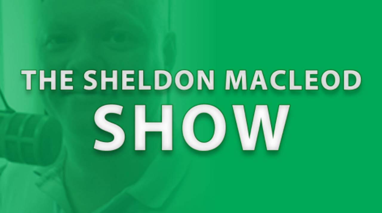 Frisbee Rob on the Sheldon MacLeod Show