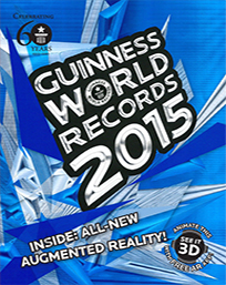 2015 Guinness Book of World Records