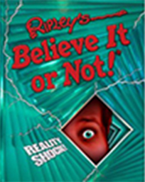 2015 Ripley's Believe It Or Not