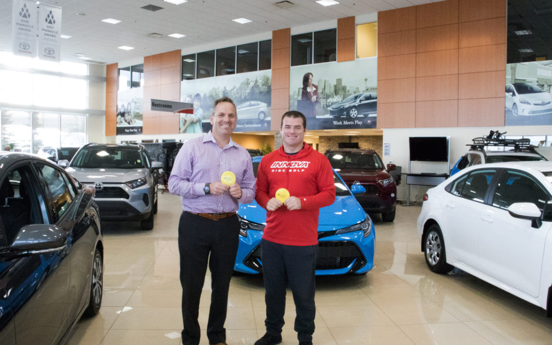 Celebrating World Kindness Day with Charlesglen Toyota